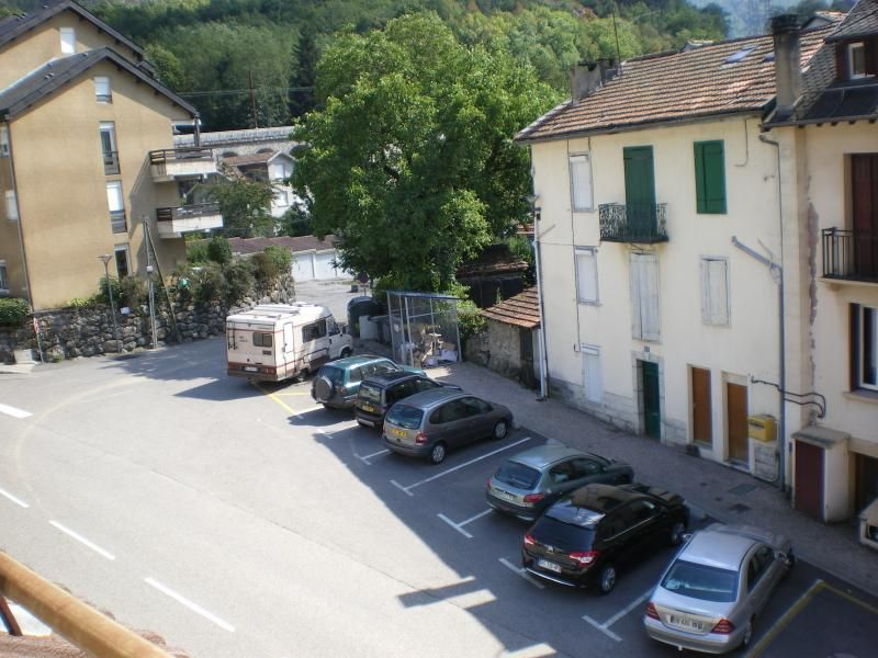 Parking Location Apartment 52894 Ax Les Thermes