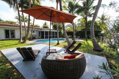 Swimming pool Location Villa 5337 Miami