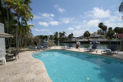 Swimming pool Location Villa 5338 Miami