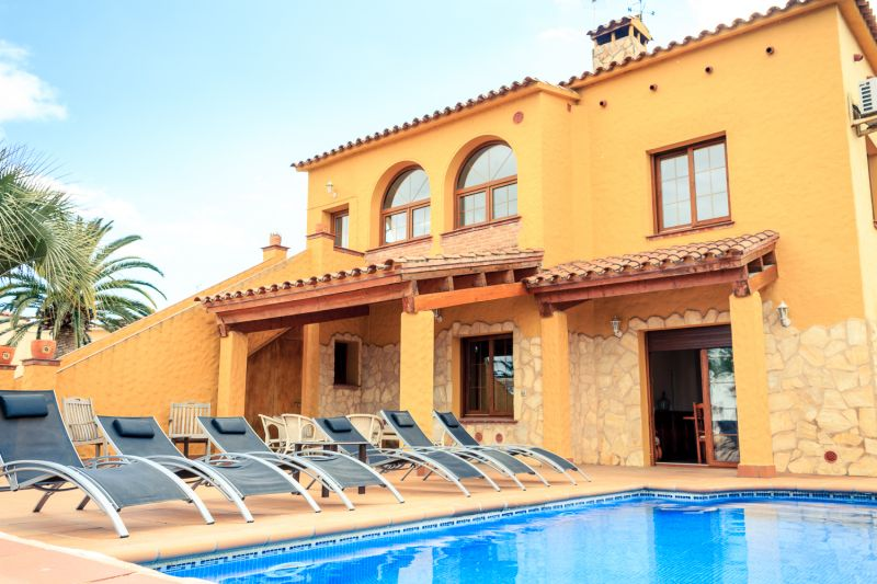 View of the property from outside Location Villa 53410 Empuriabrava