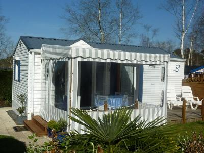 Location Mobile home 53456 Pont l'Abb�