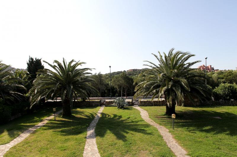 View from the terrace Location Apartment 53727 Porto Rotondo