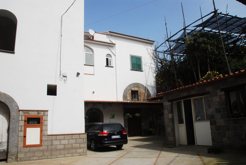 View of the property from outside Location Apartment 53852 Sorrento