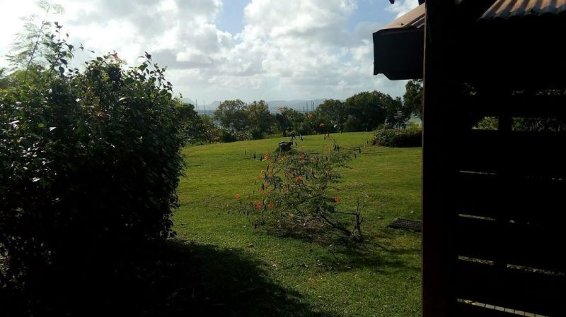 View from the property Location One-room apartment 54186 Sainte Anne (Martinique)