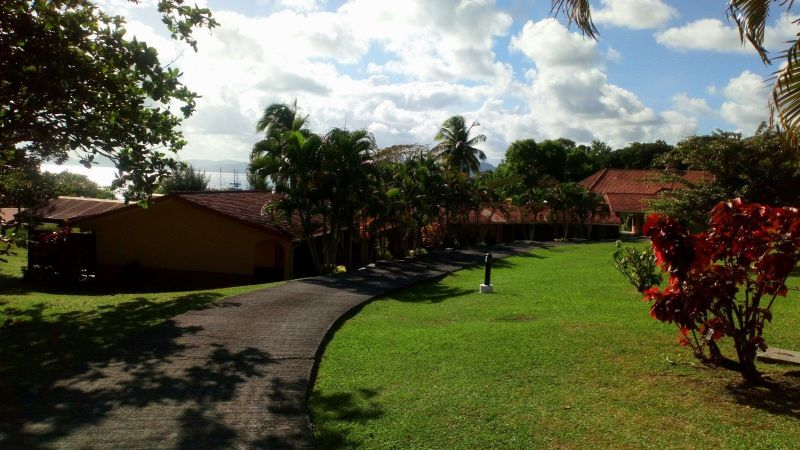 Garden Location One-room apartment 54186 Sainte Anne (Martinique)