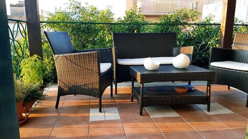 Porch Location Villa 54190 Avola