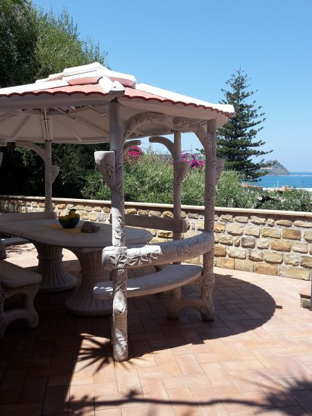 View of the property from outside Location Villa 54358 Capo d'Orlando