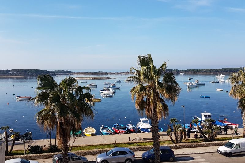 View from the terrace Location Apartment 55081 Porto Cesareo