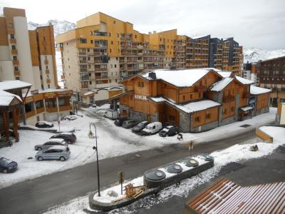 View from the balcony Location Apartment 55272 Val Thorens