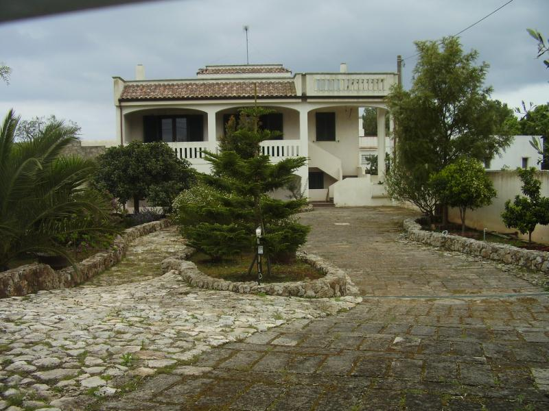 View of the property from outside Location Apartment 55406 Santa Maria di Leuca