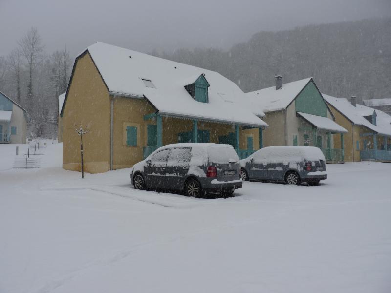 Parking Location Apartment 55414 Cauterets