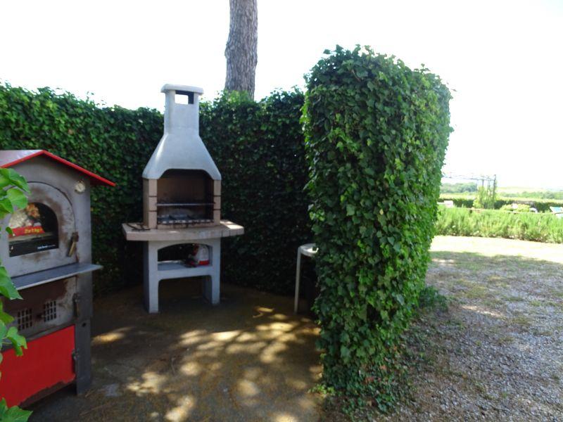 Summer kitchen Location Villa 55549 Roccastrada