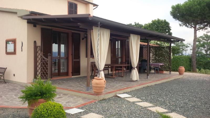 Porch Location Villa 55549 Roccastrada