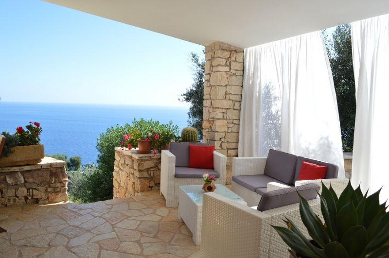 Terrace Location Unusual accommodation 55854 Santa Maria di Leuca