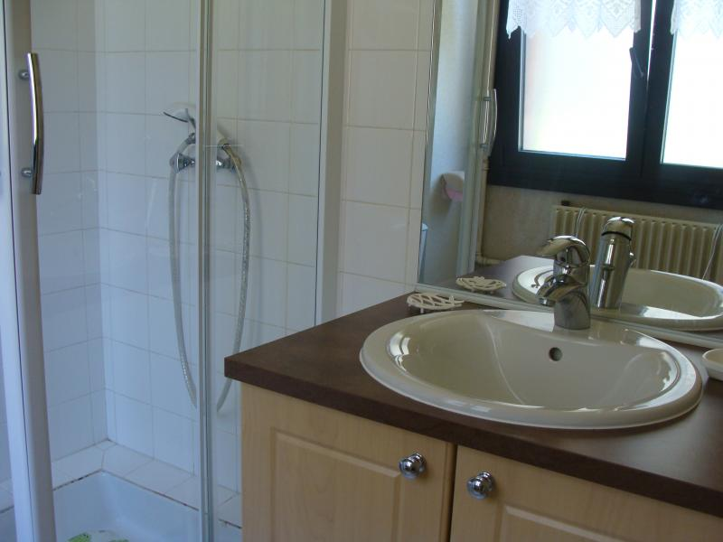 bathroom Location One-room apartment 561 Ceillac en Queyras