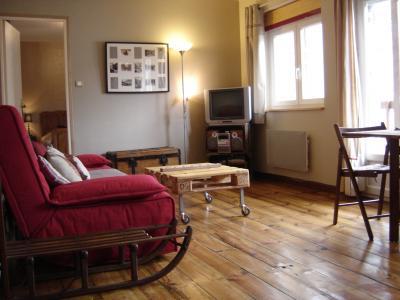Living room Location Apartment 56119 Cauterets