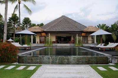 View of the property from outside Location Villa 56188 Singaraja