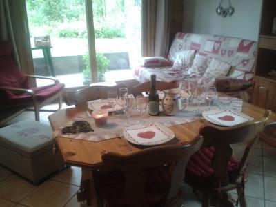 Living room Location Apartment 56597 Samoëns