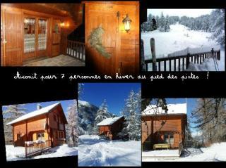 Location Chalet 57245 Les Orres