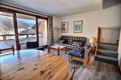 Living room Location Apartment 57386 Saint Jean d'Aulps- La Grande Terche