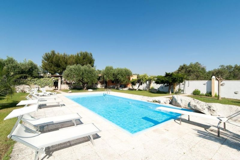 Swimming pool Location Apartment 57535 Lecce