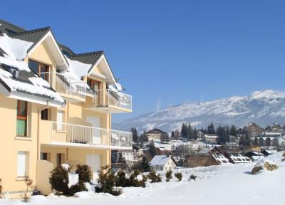 View of the property from outside Location Apartment 57741 Villard de Lans - Corrençon en Vercors