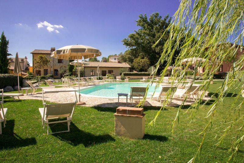 Swimming pool Location Apartment 58105 Gambassi Terme