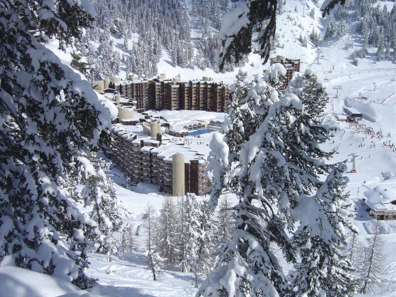 View of the property from outside Location Apartment 58207 La Plagne