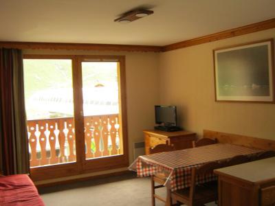 Living room Location Apartment 58494 Les Menuires