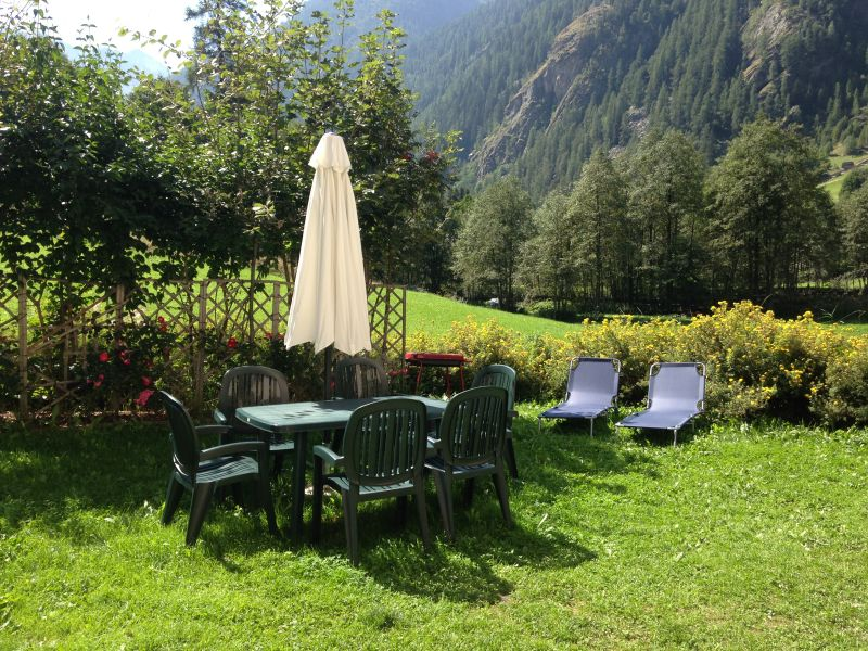 Garden Location Apartment 58532 Gressoney Saint Jean