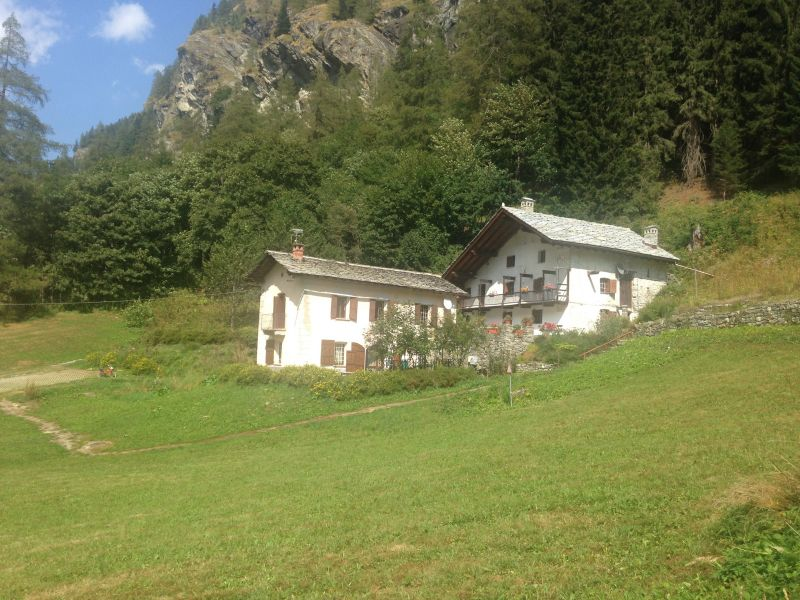 View of the property from outside Location Apartment 58532 Gressoney Saint Jean