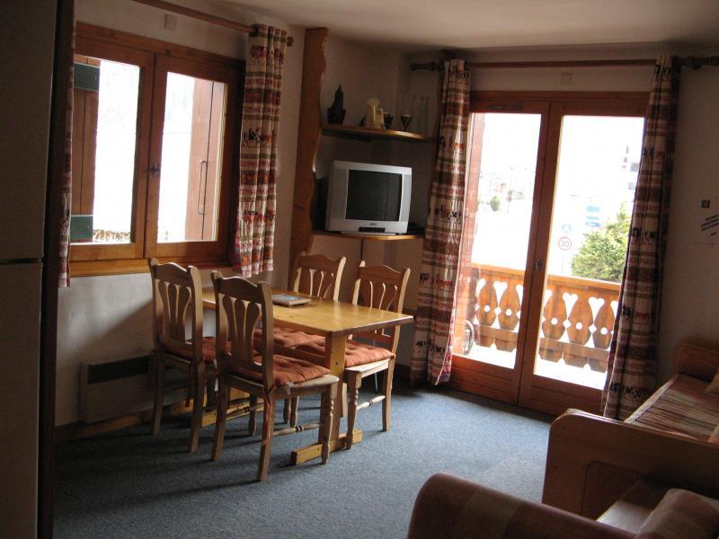 Living room Location Apartment 58591 Les Contamines Montjoie