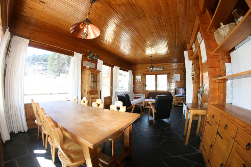 Dining room Location Chalet 58837 Courchevel