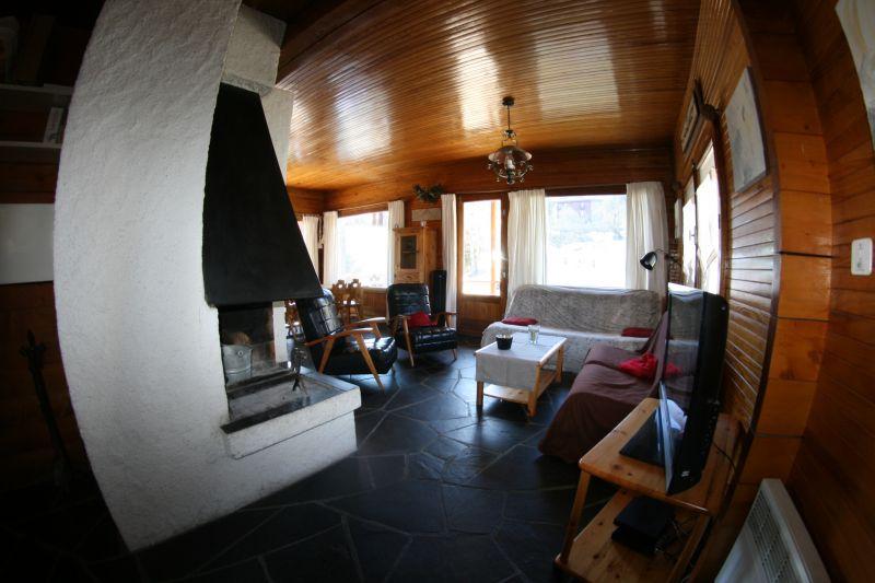 Open sleeping nook Location Chalet 58837 Courchevel