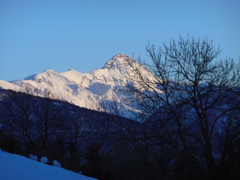 View from the property Location Apartment 58839 Serre Chevalier