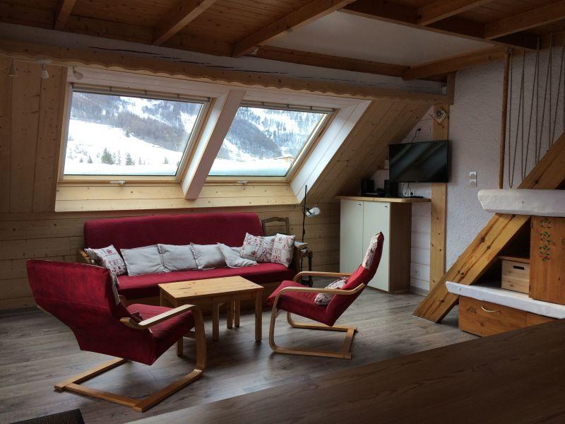 Living room Location Apartment 58839 Serre Chevalier
