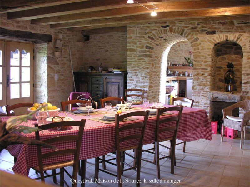 Dining room Location House 59161 Sarlat