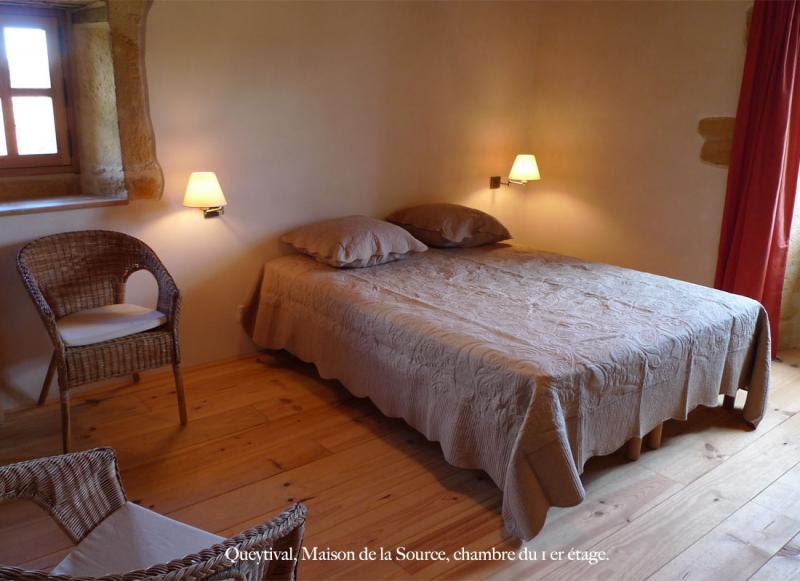 bedroom 1 Location House 59161 Sarlat