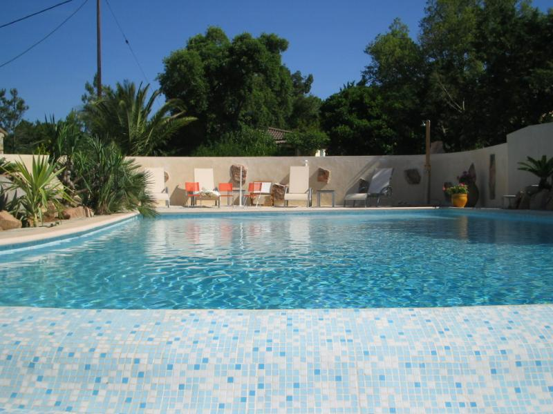 Swimming pool Location Villa 59191 Ste Lucie de Porto Vecchio