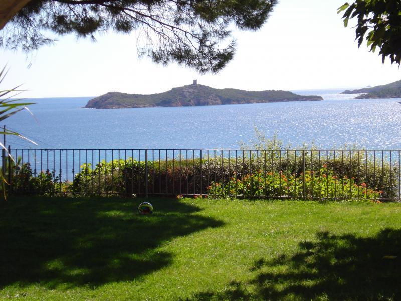 View from the property Location Villa 59191 Ste Lucie de Porto Vecchio