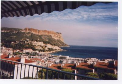 View from the terrace Location Apartment 59359 Cassis