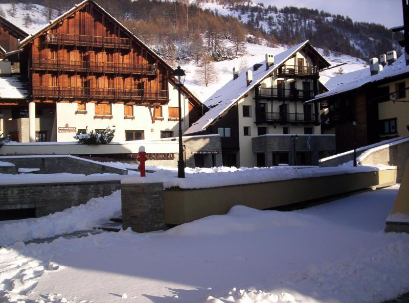 Location One-room apartment 59497 Sestriere