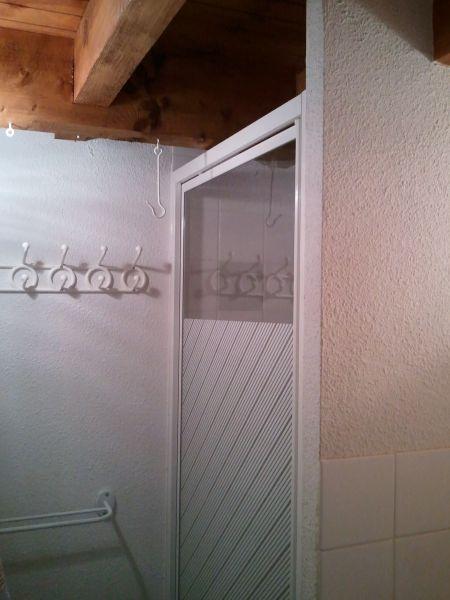 bathroom Location One-room apartment 59518 Barèges