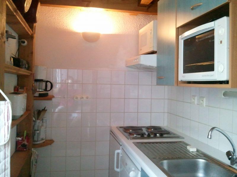 Kitchenette Location One-room apartment 59518 Barèges