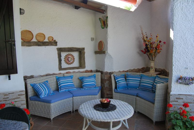 Porch Location Villa 59840 Villasimius