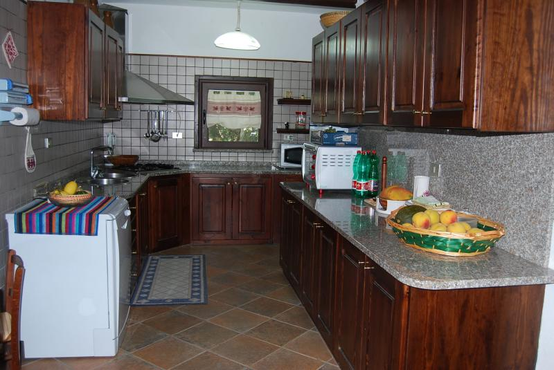 Kitchenette Location Villa 59840 Villasimius