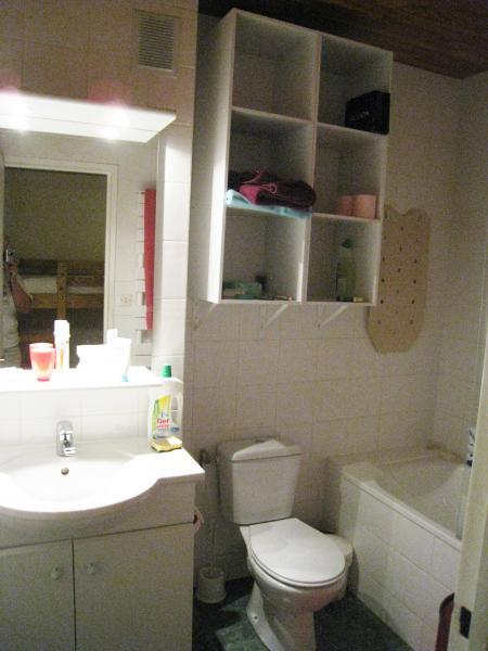 bathroom Location Apartment 60012 Tignes