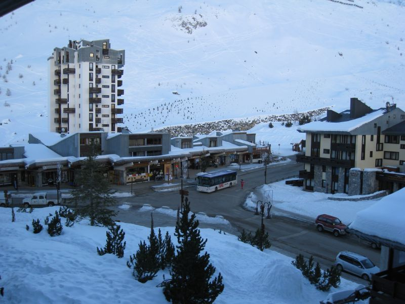 View from the property Location Apartment 60012 Tignes