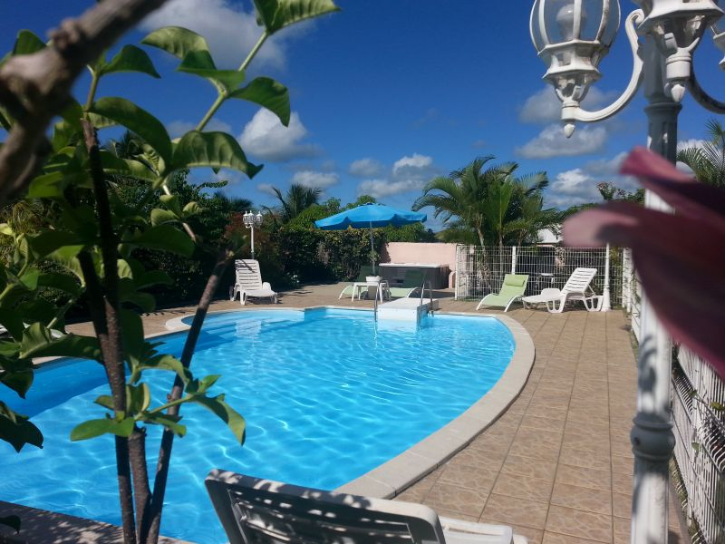 Swimming pool Location Vacation rental 60117 Sainte Anne (Guadeloupe)