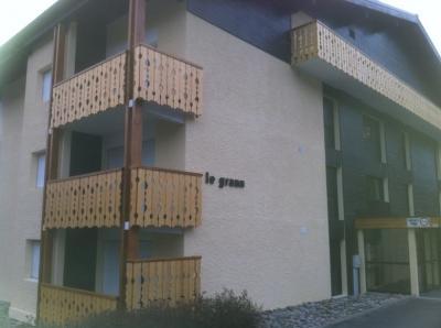 Hall Location Apartment 606 Les Carroz d'Araches